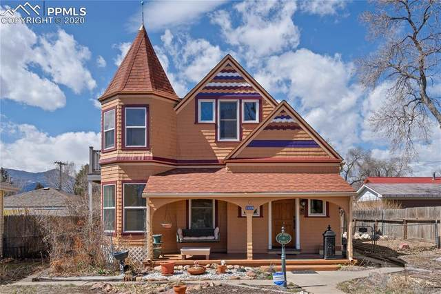 2424 N Tejon Street, Colorado Springs, CO 80907 (#5967102) :: 8z Real Estate