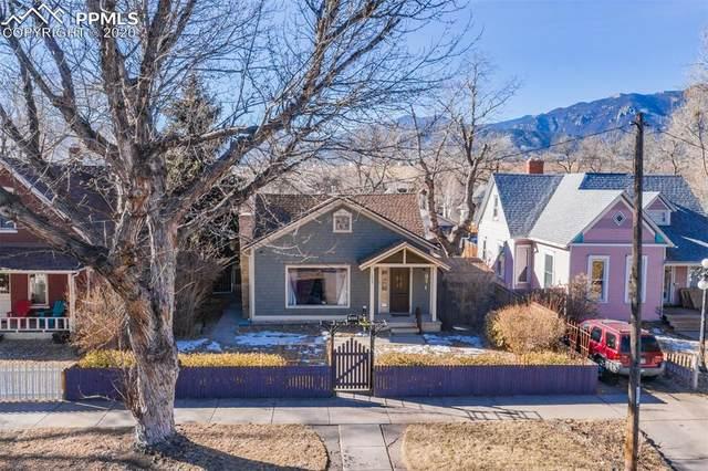 1023 W Pikes Peak Avenue, Colorado Springs, CO 80904 (#5968058) :: The Kibler Group