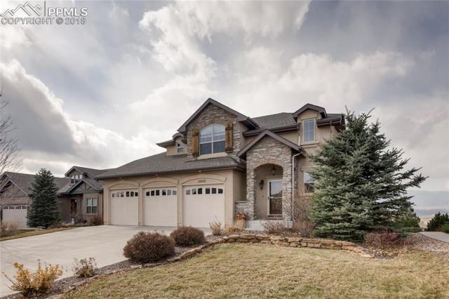 16505 Curled Oak Drive, Monument, CO 80132 (#5968738) :: The Peak Properties Group