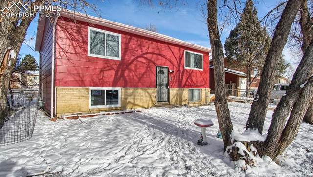 3490 Charwood Lane, Colorado Springs, CO 80910 (#5970080) :: The Dixon Group