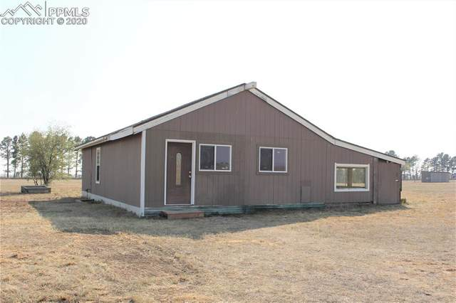 22350 Spencer Road, Calhan, CO 80808 (#5973602) :: 8z Real Estate