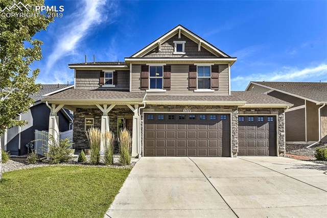 8244 Campground Drive, Fountain, CO 80817 (#5974692) :: The Treasure Davis Team
