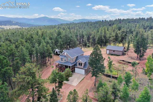 684 Matterhorn Drive, Florissant, CO 80816 (#5976532) :: The Gold Medal Team with RE/MAX Properties, Inc