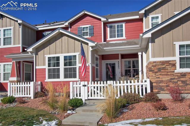 8883 White Prairie View, Colorado Springs, CO 80924 (#5978634) :: The Hunstiger Team