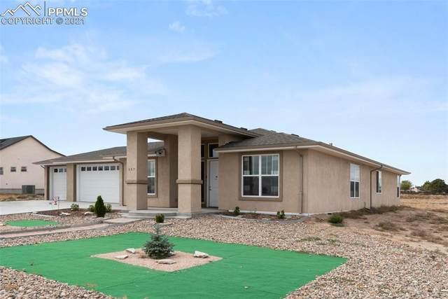 557 S Archdale Drive, Pueblo West, CO 81007 (#5978937) :: The Dixon Group