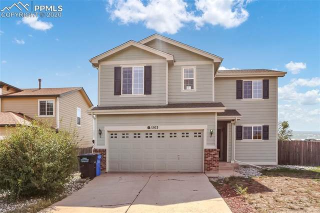 1503 Ancestra Drive, Fountain, CO 80817 (#5980026) :: Tommy Daly Home Team