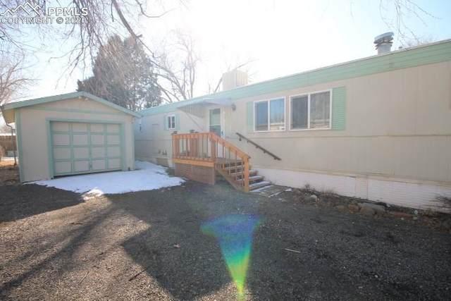 96 E Kipling Drive, Pueblo West, CO 81007 (#5981337) :: Action Team Realty