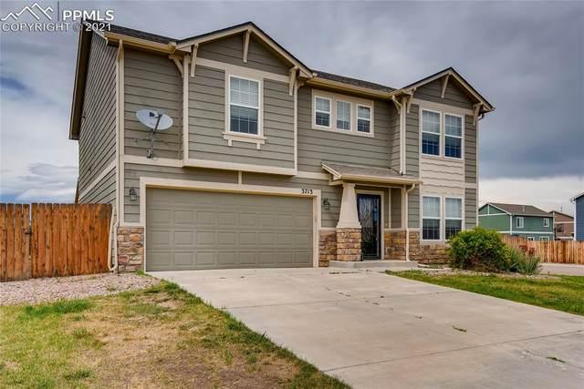 3713 Winter Sun Drive, Colorado Springs, CO 80925 (#5983723) :: Dream Big Home Team   Keller Williams