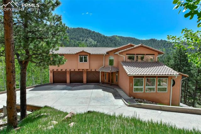 1180 Kings Crown Road, Woodland Park, CO 80863 (#5984395) :: 8z Real Estate