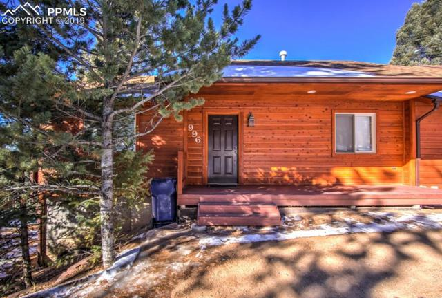 996 Cottonwood Lake Drive, Divide, CO 80814 (#5985235) :: 8z Real Estate