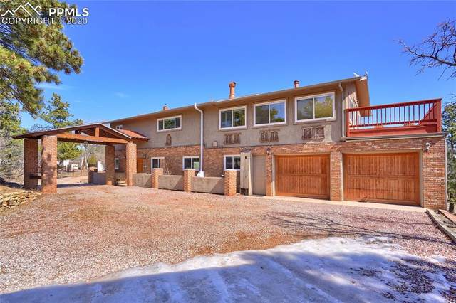 2515 Constellation Drive, Colorado Springs, CO 80906 (#5985901) :: CC Signature Group