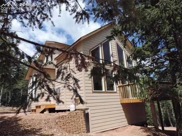 69 Dakota Lane, Woodland Park, CO 80863 (#5986184) :: 8z Real Estate