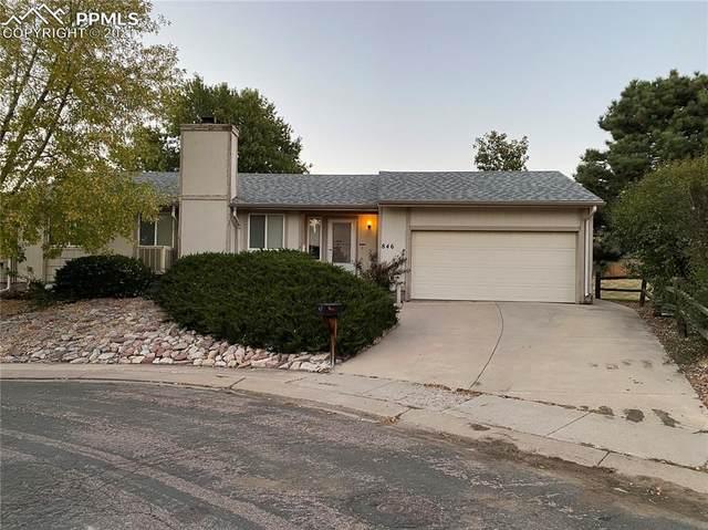 846 San Bruno Place, Colorado Springs, CO 80906 (#5986779) :: Compass Colorado Realty