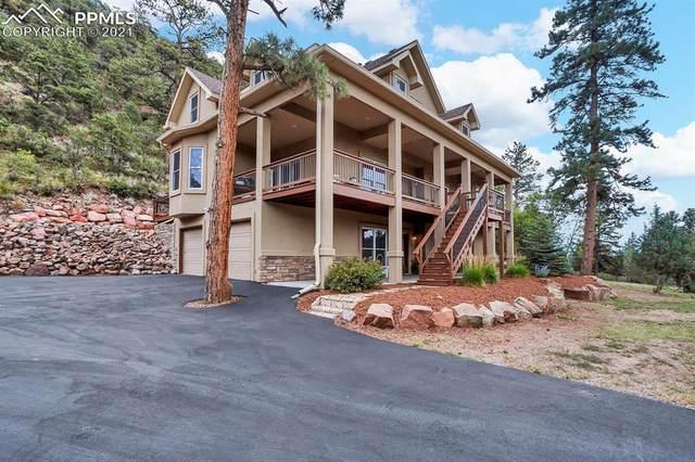 114 N Kathy Lane, Colorado Springs, CO 80926 (#5986925) :: Symbio Denver