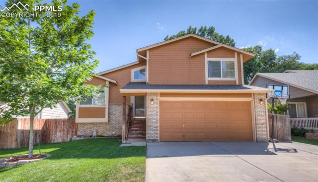 5157 Fennel Drive, Colorado Springs, CO 80911 (#5987579) :: The Kibler Group