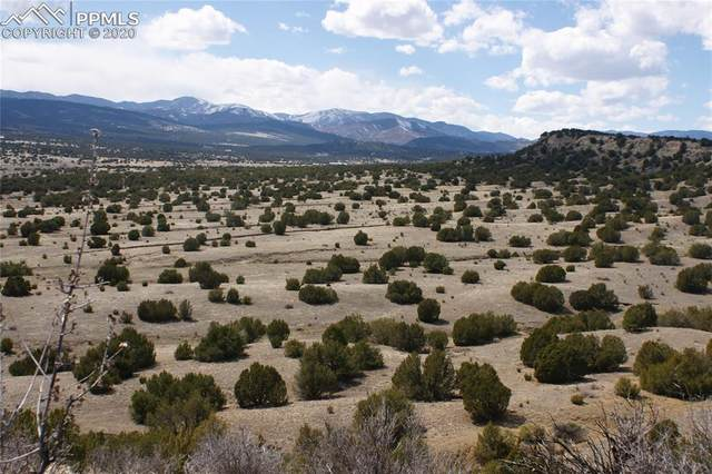 LOT 13 W Red Creek Springs Road, Pueblo, CO 81002 (#5987784) :: Finch & Gable Real Estate Co.