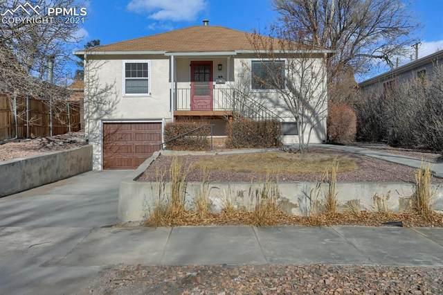 1822 W Kiowa Street, Colorado Springs, CO 80904 (#5989559) :: The Kibler Group