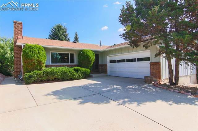 4765 Michael Place, Colorado Springs, CO 80918 (#5989960) :: Action Team Realty