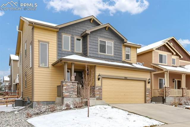 944 Deschutes Drive, Colorado Springs, CO 80921 (#5990182) :: Tommy Daly Home Team