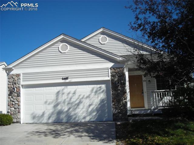 6407 Binder Drive, Colorado Springs, CO 80923 (#5992525) :: 8z Real Estate