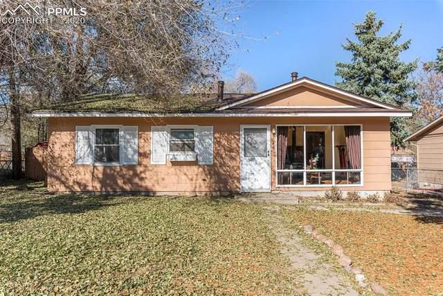 1048 Florence Avenue, Colorado Springs, CO 80905 (#5992647) :: The Kibler Group