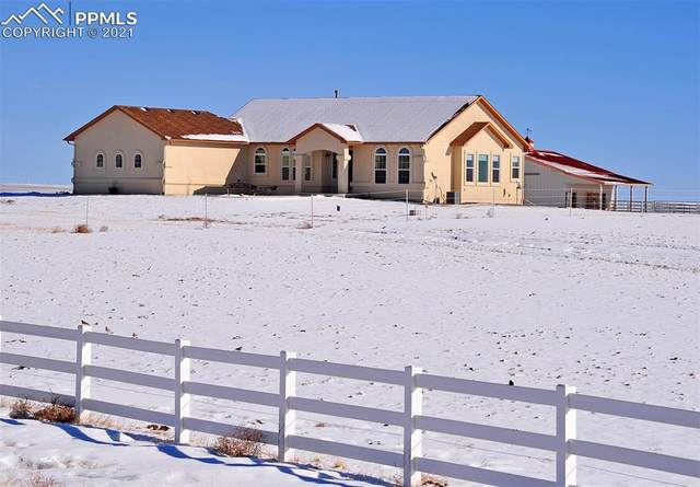 18311 Good Life View, Calhan, CO 80808 (#5992715) :: Action Team Realty
