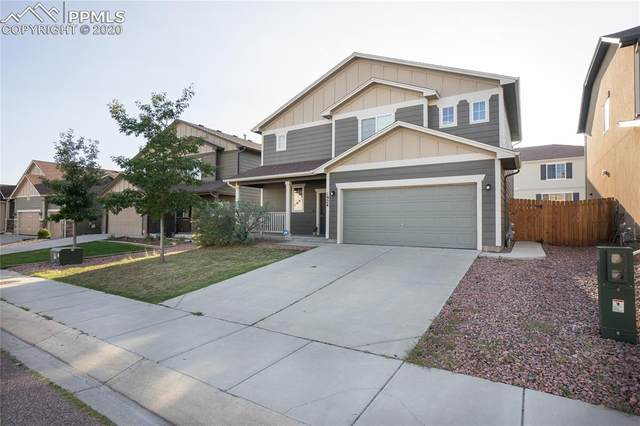1924 Reed Grass Way, Colorado Springs, CO 80915 (#5993964) :: Action Team Realty