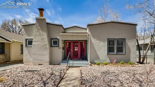 1624 N El Paso Street, Colorado Springs, CO 80907 (#5994665) :: The Kibler Group
