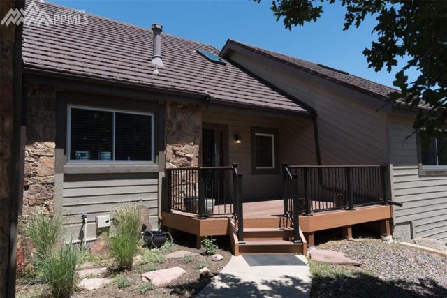 140 Beckwith Drive, Colorado Springs, CO 80906 (#5996676) :: The Treasure Davis Team