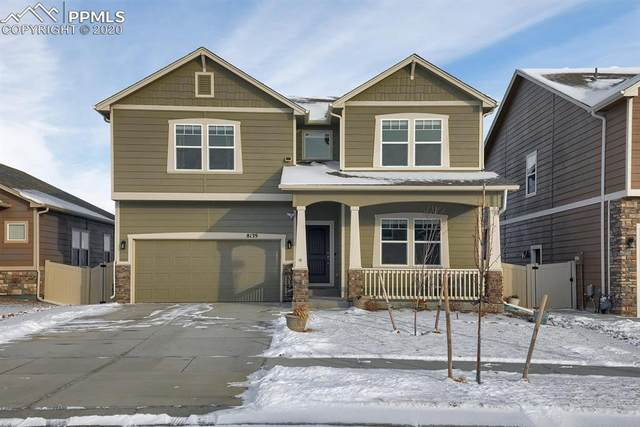 8139 Glory Drive, Colorado Springs, CO 80924 (#5997646) :: Action Team Realty
