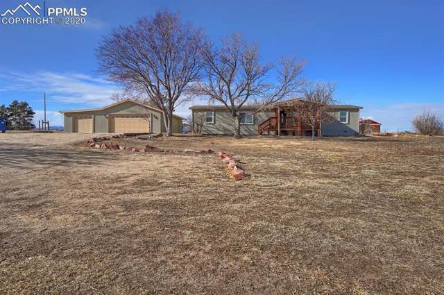 6010 Sunset Trail, Peyton, CO 80831 (#5998444) :: The Daniels Team