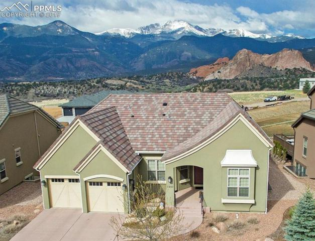 2992 Cathedral Park View, Colorado Springs, CO 80904 (#5999250) :: The Peak Properties Group
