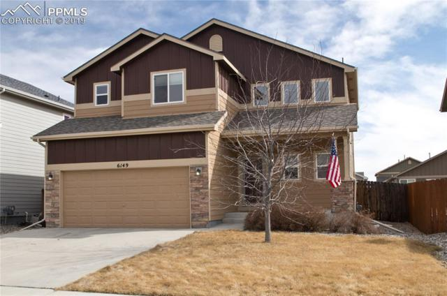 6149 Kettle Fire Trail, Colorado Springs, CO 80925 (#5999666) :: The Kibler Group