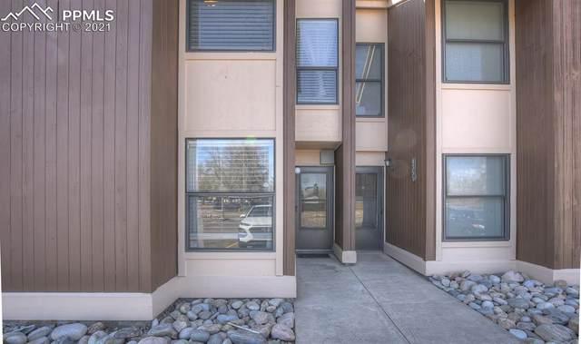 4361 N Carefree Circle D, Colorado Springs, CO 80917 (#6001985) :: The Kibler Group