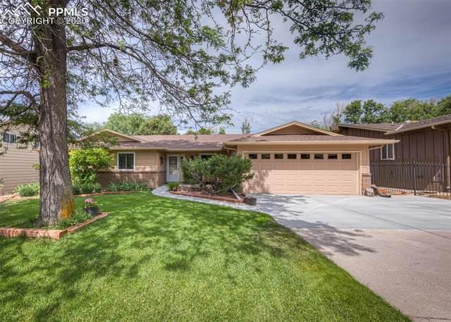 1106 Pioneer Lane, Colorado Springs, CO 80904 (#6004176) :: Colorado Home Finder Realty