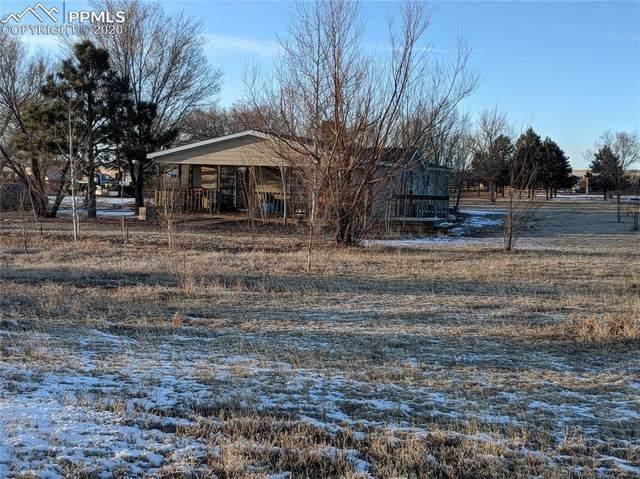 28150 Big Springs Road, Calhan, CO 80808 (#6004411) :: Compass Colorado Realty
