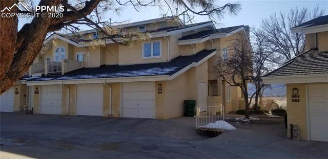 558 Observatory Drive, Colorado Springs, CO 80904 (#6005340) :: The Daniels Team