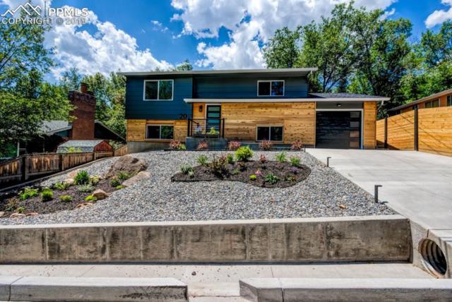 20 Highland Street, Colorado Springs, CO 80906 (#6006560) :: Fisk Team, RE/MAX Properties, Inc.