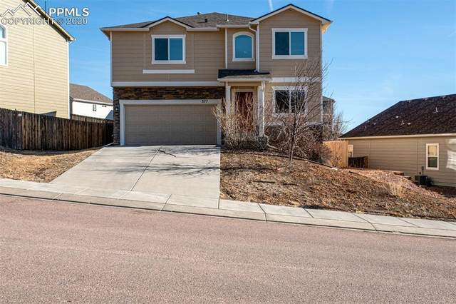 377 Autumn Place, Fountain, CO 80817 (#6007655) :: Jason Daniels & Associates at RE/MAX Millennium