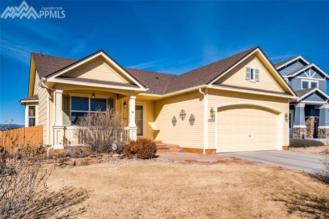6284 Canyon Crest Loop, Colorado Springs, CO 80923 (#6012663) :: The Hunstiger Team