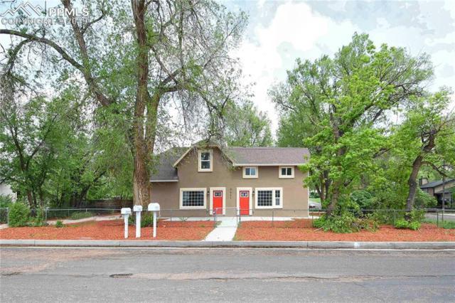 2601 Main Street, Colorado Springs, CO 80907 (#6012721) :: The Kibler Group
