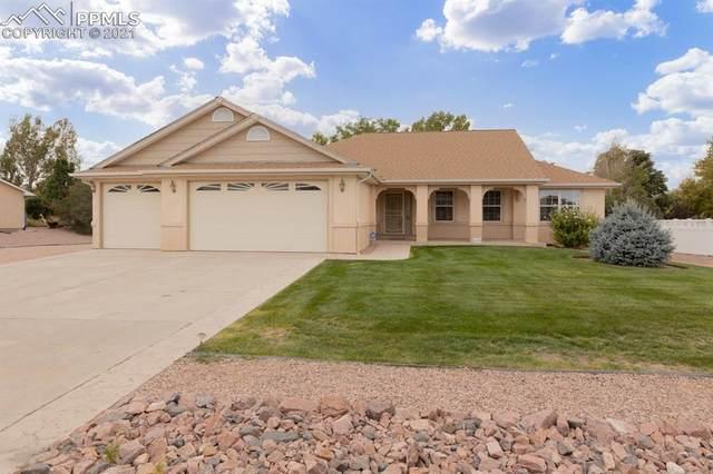 319 S Nicklaus Drive, Pueblo West, CO 81007 (#6016283) :: The Dixon Group