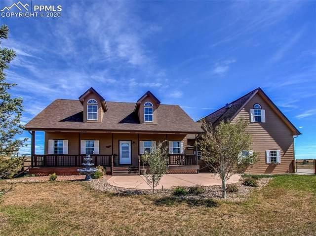 30913 Chisholm Trail, Elizabeth, CO 80107 (#6016792) :: 8z Real Estate
