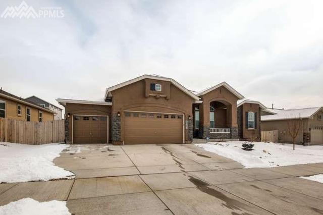 6761 Mustang Rim Drive, Colorado Springs, CO 80923 (#6017306) :: 8z Real Estate