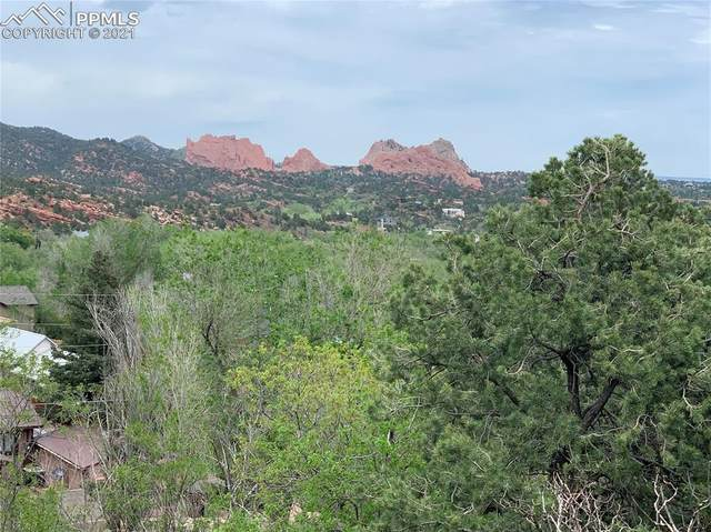Grandview Place, Manitou Springs, CO 80829 (#6018054) :: The Gold Medal Team with RE/MAX Properties, Inc