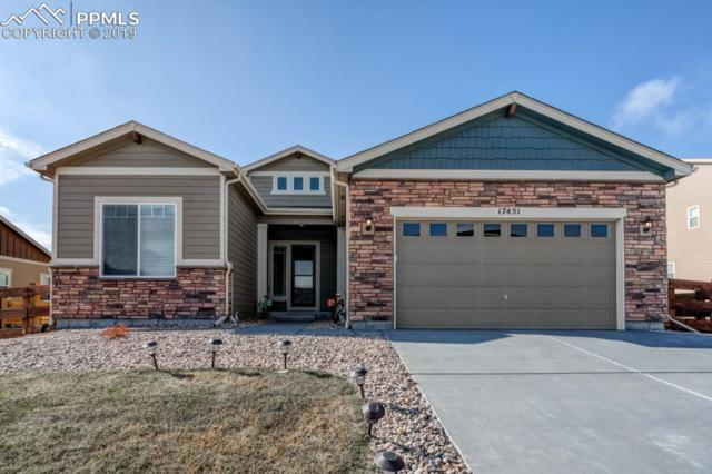 17451 Leisure Lake Drive, Monument, CO 80132 (#6019630) :: CC Signature Group