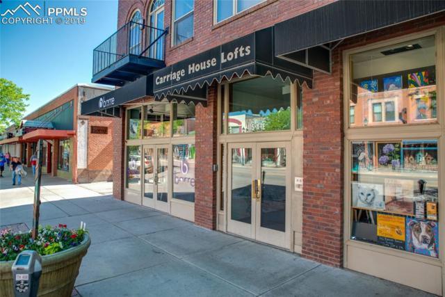 115 N Tejon Street A, Colorado Springs, CO 80903 (#6020453) :: Colorado Home Finder Realty