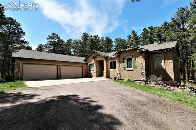 18590 Peaceful Pines Road, Monument, CO 80132 (#6021321) :: Harling Real Estate