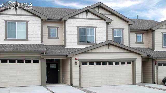 831 Marine Corps Drive, Monument, CO 80132 (#6021337) :: Finch & Gable Real Estate Co.