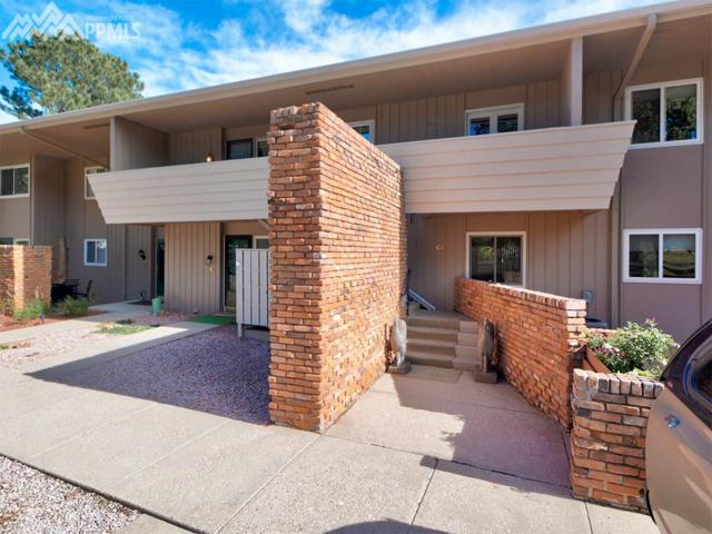 5202 Kissing Camels Drive #4, Colorado Springs, CO 80904 (#6023464) :: Action Team Realty